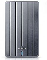 "Жесткий диск A-Data USB 3.0 1Tb AHC660-1TU31-CGY HC660 DashDrive Durable 2.5"" серый"